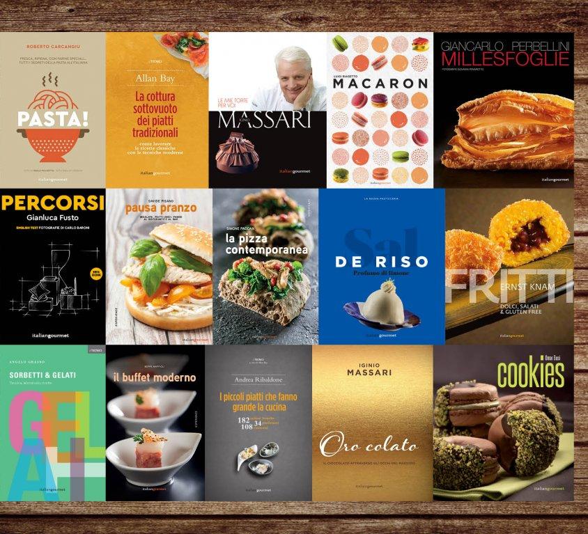 Le collane di Libri di Italian Gourmet