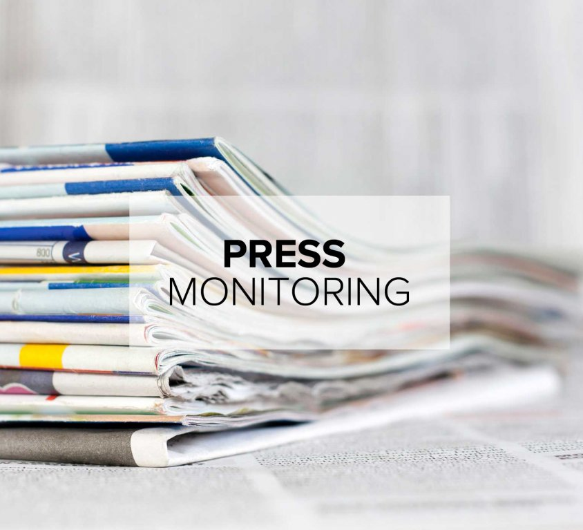 Press monitoring