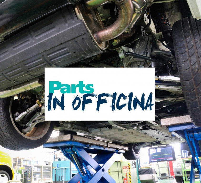 Parts in Officina